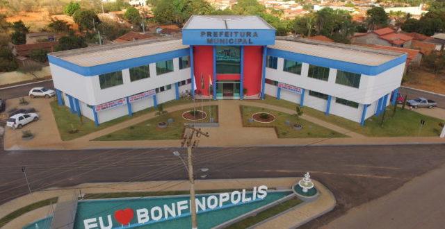 Bonfinópolis de Minas Minas Gerais fonte: www.bonfinopolis.mg.gov.br